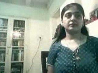 Hamil india pasangan hubungan intim di webcam - kurb