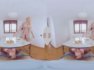 Virtual Taboo - Almost Caught Sucking Step Brothers Cock Under the Table