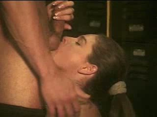 Stevie locker kamer pijpen video-