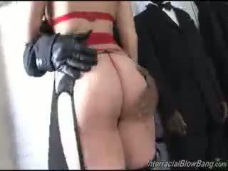 grupu sekss, blowjob, interracial