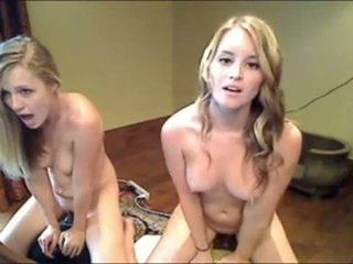 meitenes, webcam, karsts