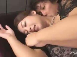 Jav modell satomi suzuki rammed schwer