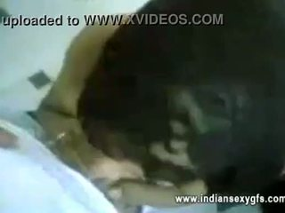 Sexy Indian Muslim Girl Suck and Tit F...