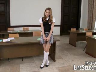 Diáklány