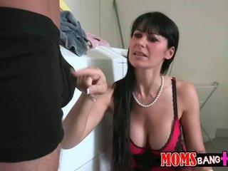 brunetă, dracului, sex oral