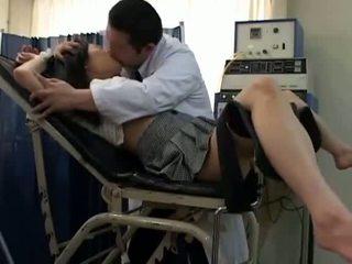 Skolniece misused līdz gynecologist 2