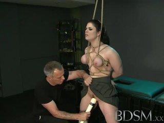 Bdsm: master putih dominates panas remaja