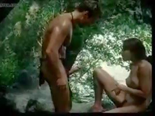 Tarzan jāšanās jane: kanāls tarzan porno video 48