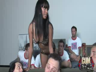 groupsex, blowjob, african