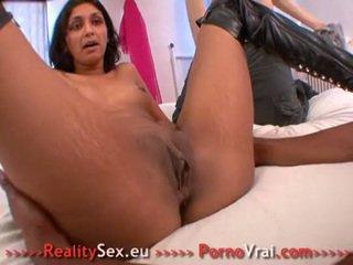 Prantsuse amatrice enchaine les orgasmes !