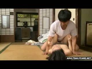 日本語 房子 女傭 001