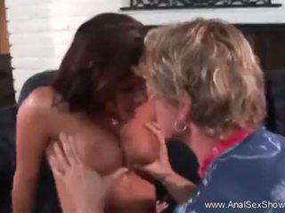 asshole, gaping, anal