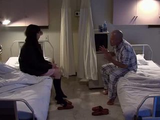 Sıcak seks içinde kuliste clinic video