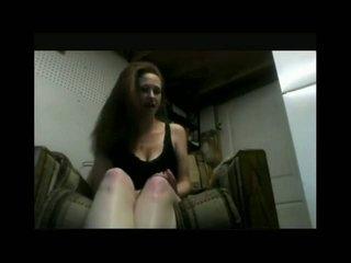 Amateur zelfgemaakt sextape anaal