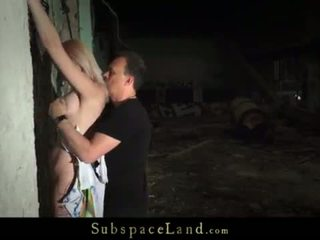 Two Slaves In Brutal Pain And Kinky Bondage Orgasm Cumshot <span class=duration>- 7 min</span>