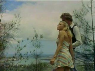 02 retro apģērbta sievete kails vīrietis no eruption 1977 john holmes