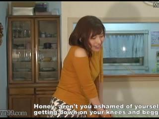 japanse, hoorndrager, femdom