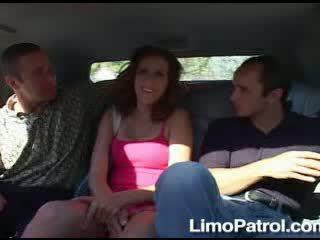sarah, limo, patrol