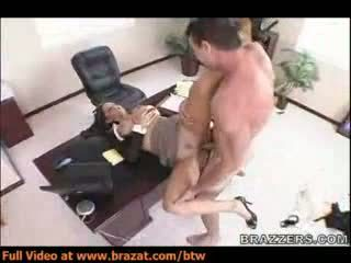 big tits, office, cougars