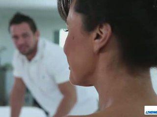 groot, meest webcam beste, kijken massage