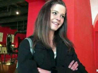 Czech girl Kelly Sun banged for money