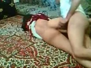 Arab Chick Fucked On Floor-asw507