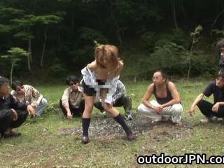 Akane hotaru حار الآسيوية نموذج gets