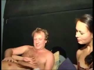 Amateur german orgy.