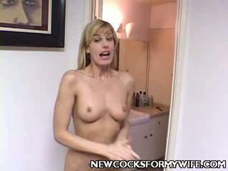 Groot collectie van compilatie video's van nieuw cocks voor mijn vrouw