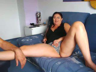 성숙, 섹스하고 싶은 중년 여성, hd 포르노