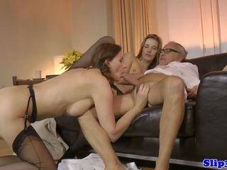 threesomes, lama + young, hd porn