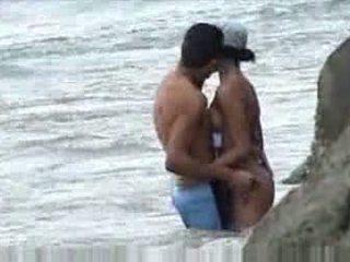 любителі, вуайеріст, пляж