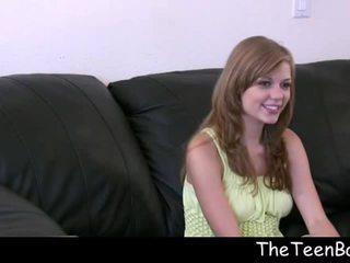 Nicole ray en casting sillón