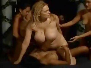 sexo grupal, lésbicas, milfs