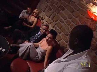 Italiensk klubb orgie video
