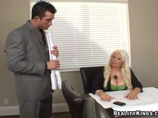 blondes, big boobs, big tits
