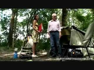 Porno op de camping