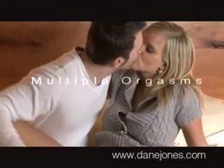 Dane jones having multiple orgasms