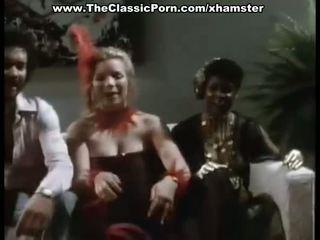 group sex, vintage, classic gold porn