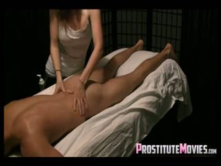 Гаряча масаж з щасливий ending