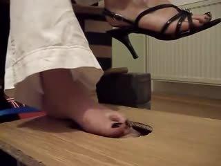 babes, foot fetišs, femdom