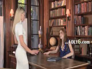 Waar liefde tussen lezboes in bibliotheek