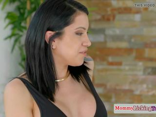 Sapphic Stepmom Tribbing Babes Tight Cunt: Free HD Porn de