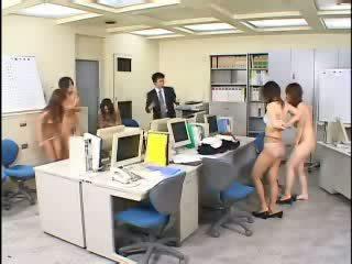 Laiks apstāties uz japānieši birojs video