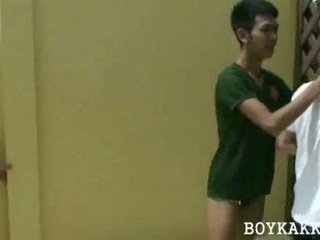 Tajlandeze homo qirje 3she
