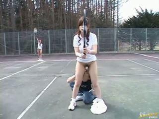 Jepang seksi model mendapatkan apaan video