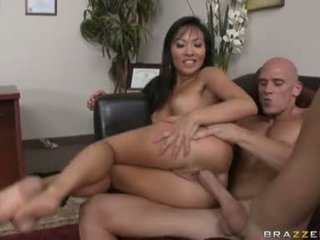 Asian Misstress Asa Akira Enjoys Getting Jizzed On The Mouth After Evrey Fuck