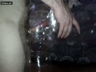Ekscentriskas guy jāšanās sekss lelle
