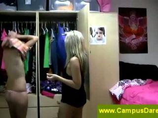 College Girls Kissing