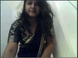 Gujarati aunty ヌード と 運指